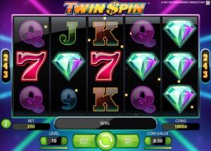 Twinspin gratis spelen